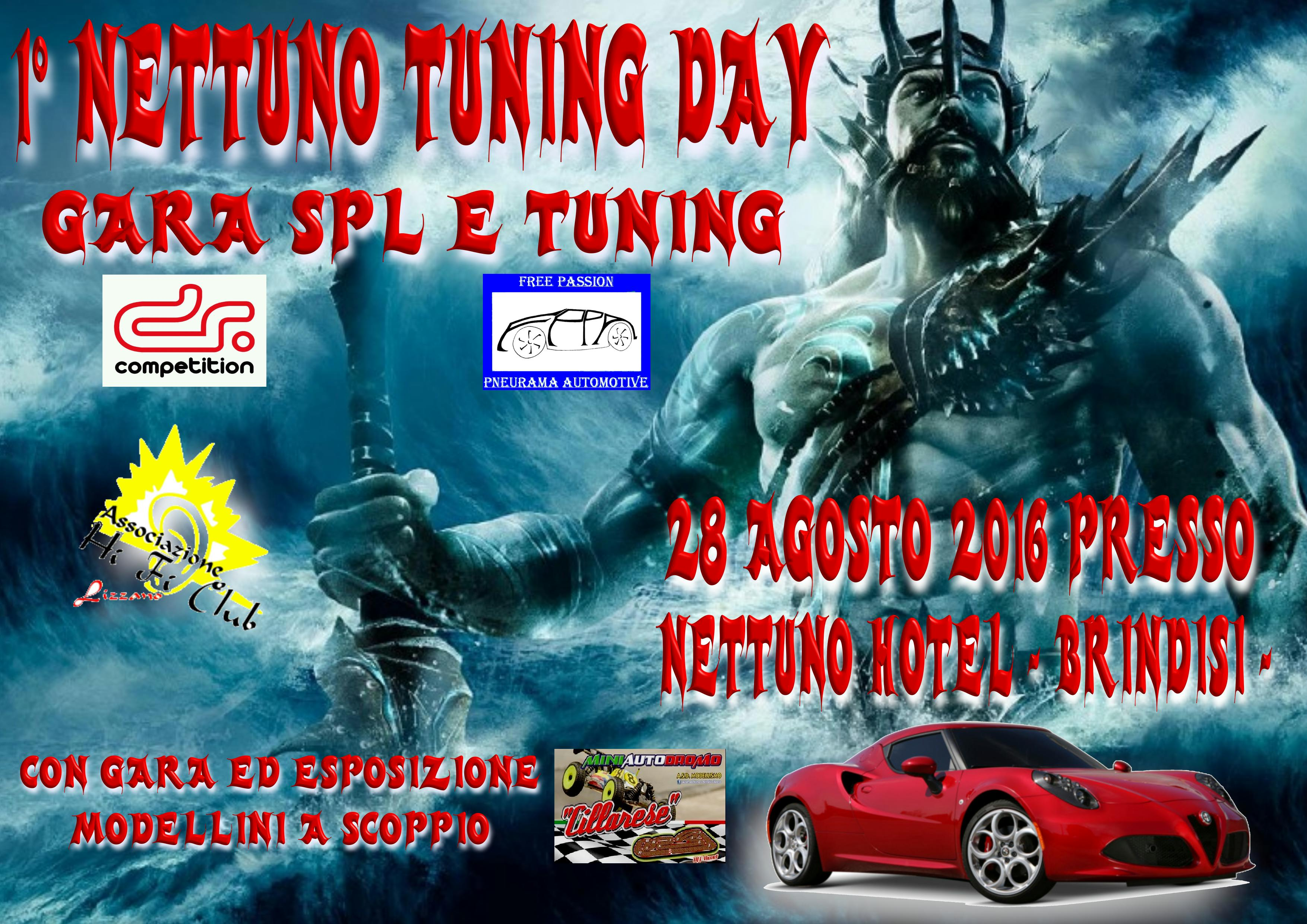I° Nettuno Tuning Day